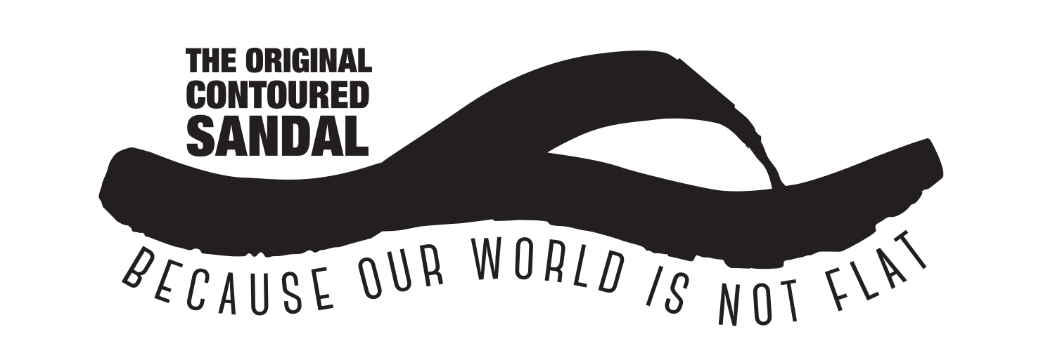 because our world is not flat